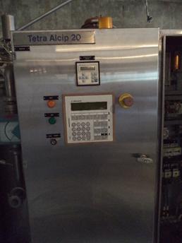 Оборудование для безразборной мойки емкостей, Tetra Alcip 20