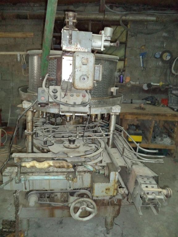 Восстановление фасовочно-наполнительного автомата ДН1