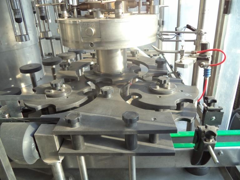 Модернизация моноблока розлива тихих вин Clifom