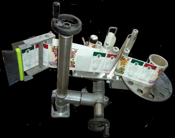 Автомат этикетировочный