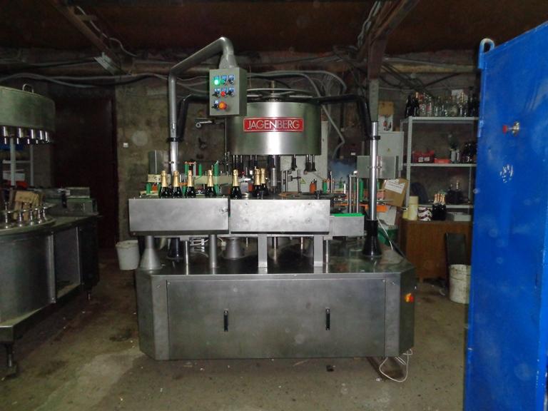 Этикетировочный автомат Jagenberg Solar