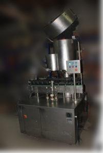 Укупорочная машина KHS Т-образной пробкой «камю»