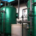 промышленные сорбционные фильтры для очистки воды