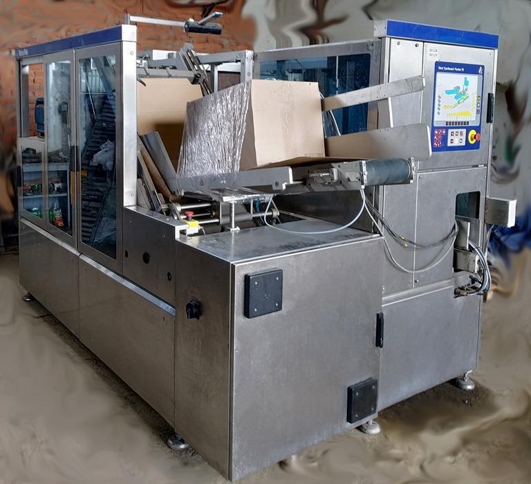 Упаковщик готовой продукции в картонные короба, Tetra Pak, TCBP-70-110V multi